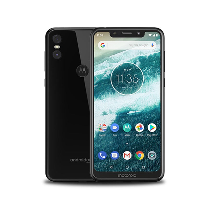 MOTO ONE Black