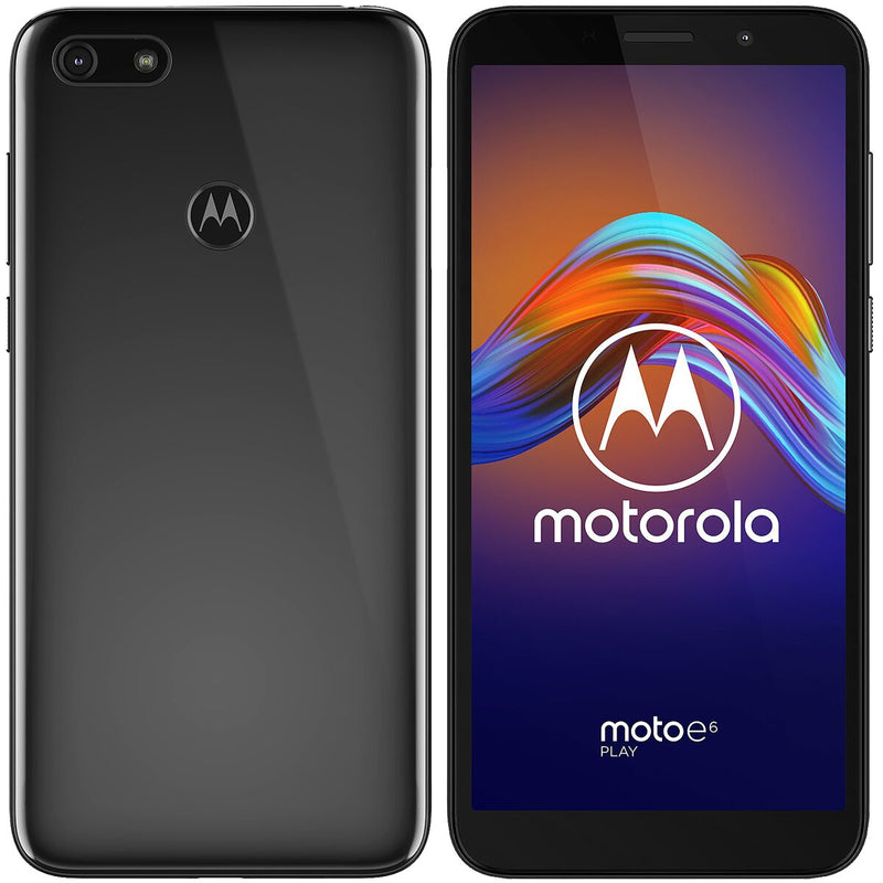 MOTOROLA MOTO E6 Play XT2029-1 Black