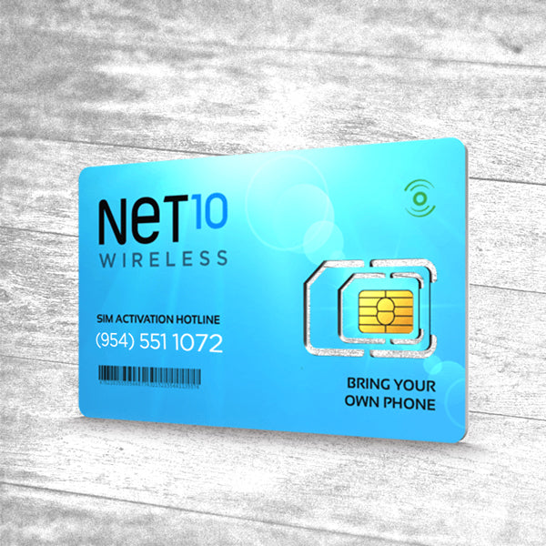 Net10 Triple SIM on ATT Network