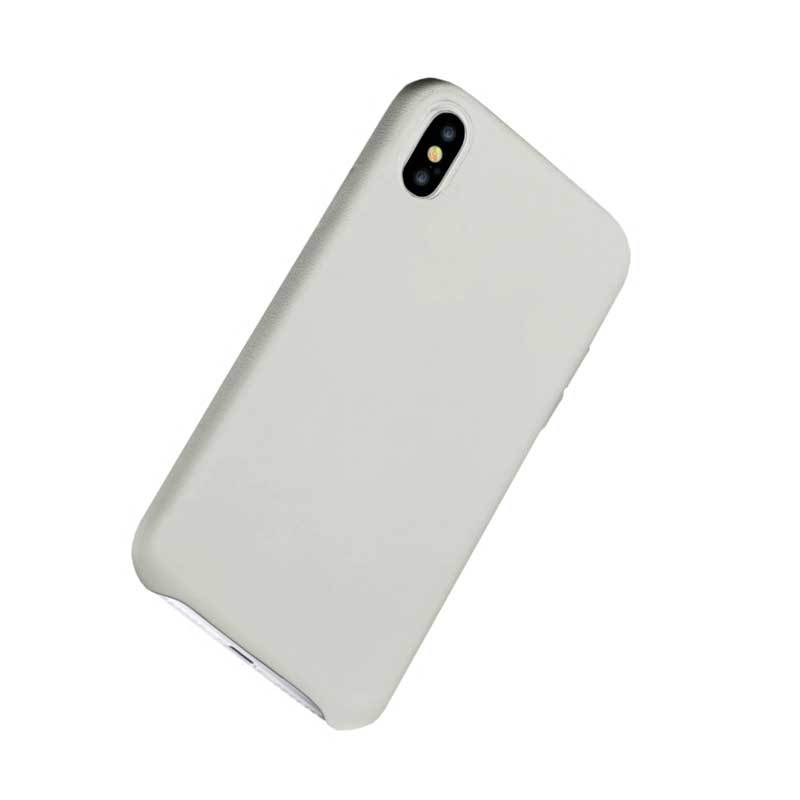 Nature case for iPhone X White