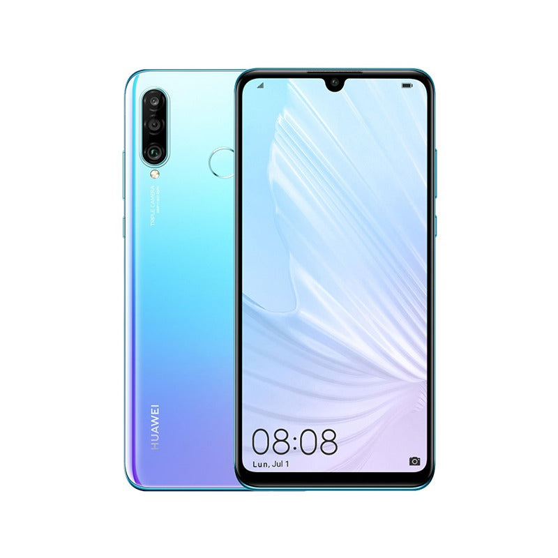 HUAWEI P30 LITE MAR-LX1A -(128gb 4gb ram, display 6.15, smartphone)