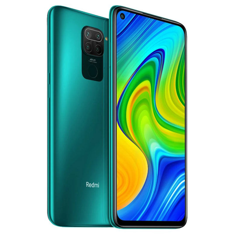 Redmi Note 9 Green
