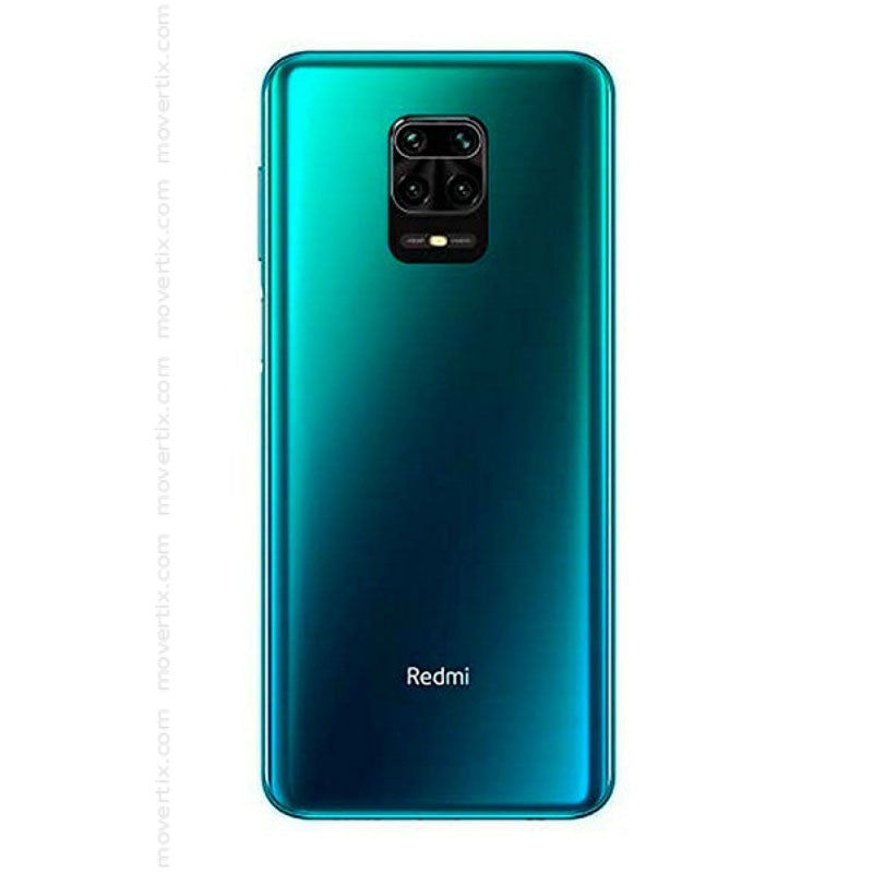 Redmi Note 9s Green