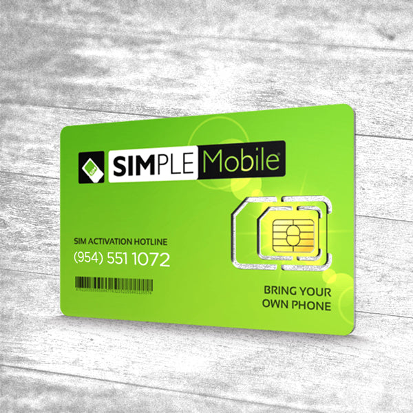 Simple Mobile Triple SIM on T-Mobile Network