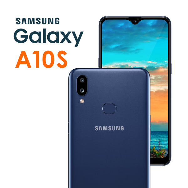 "Samsung Galaxy A10S SM-A107F/DS 32GB -(2gb Ram, 6.2"" Display, FACTORY UNLOCK, Dual Sim)"