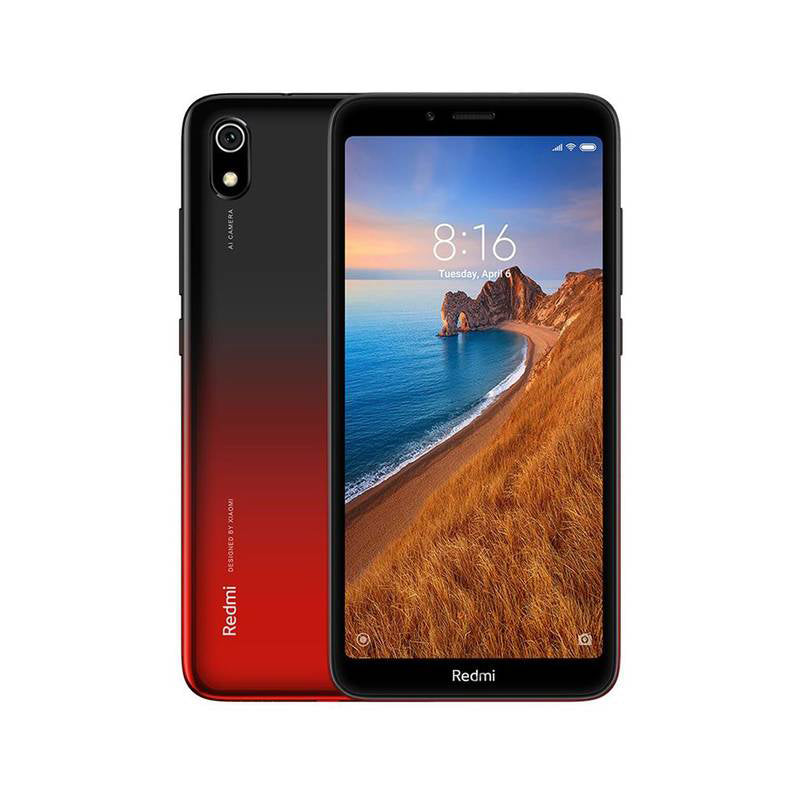 Xiaomi Redmi 7A Red