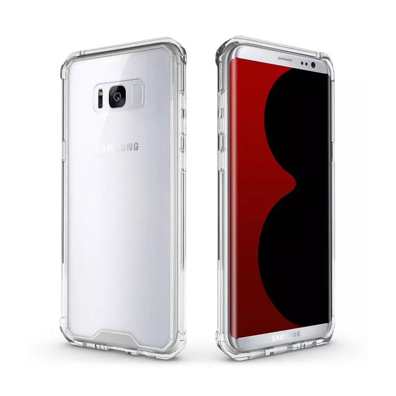 Crystal Clear Hard Shell for Samsung 8