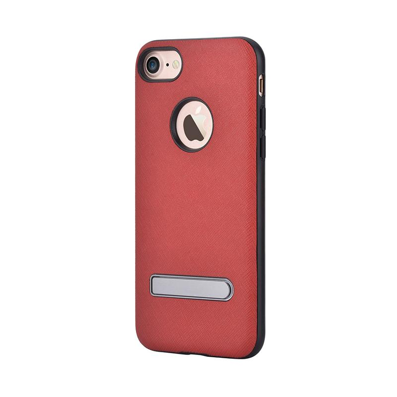 iStand case for iPhone 7 Red