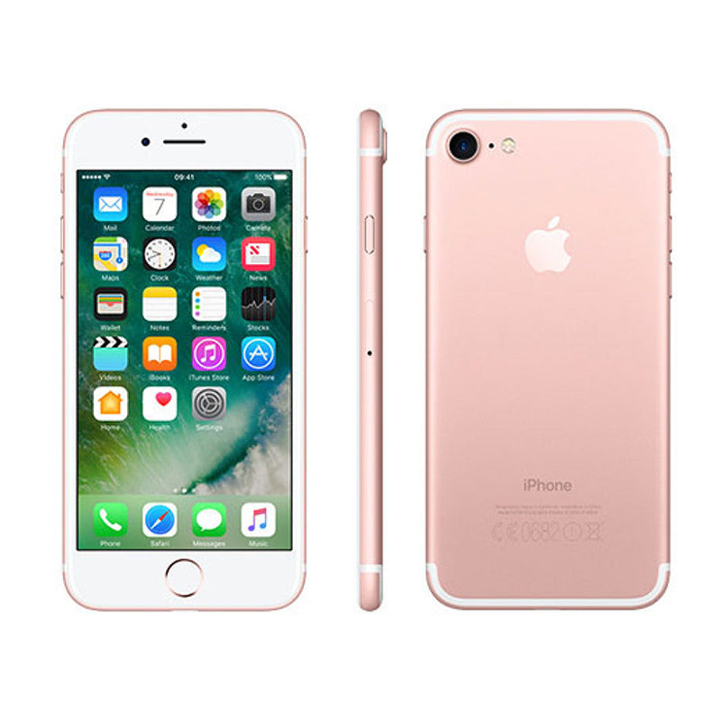 APPLE IPHONE 7 ROSE
