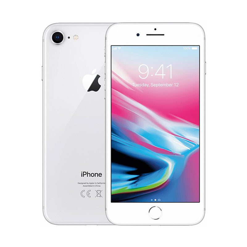 APPLE IPHONE 8 WHITE