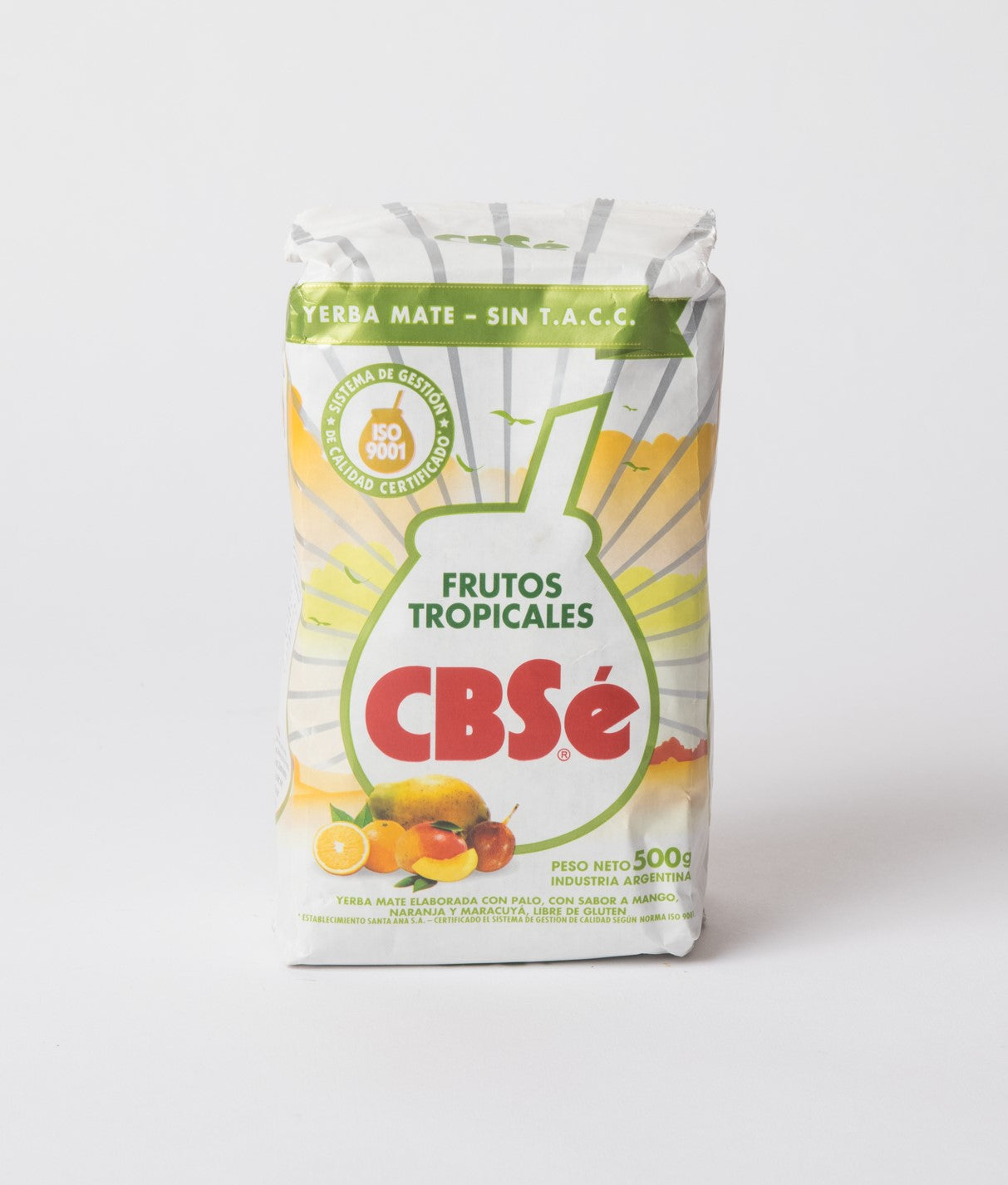 CBSE Yerba Mate Frutos Tropicales