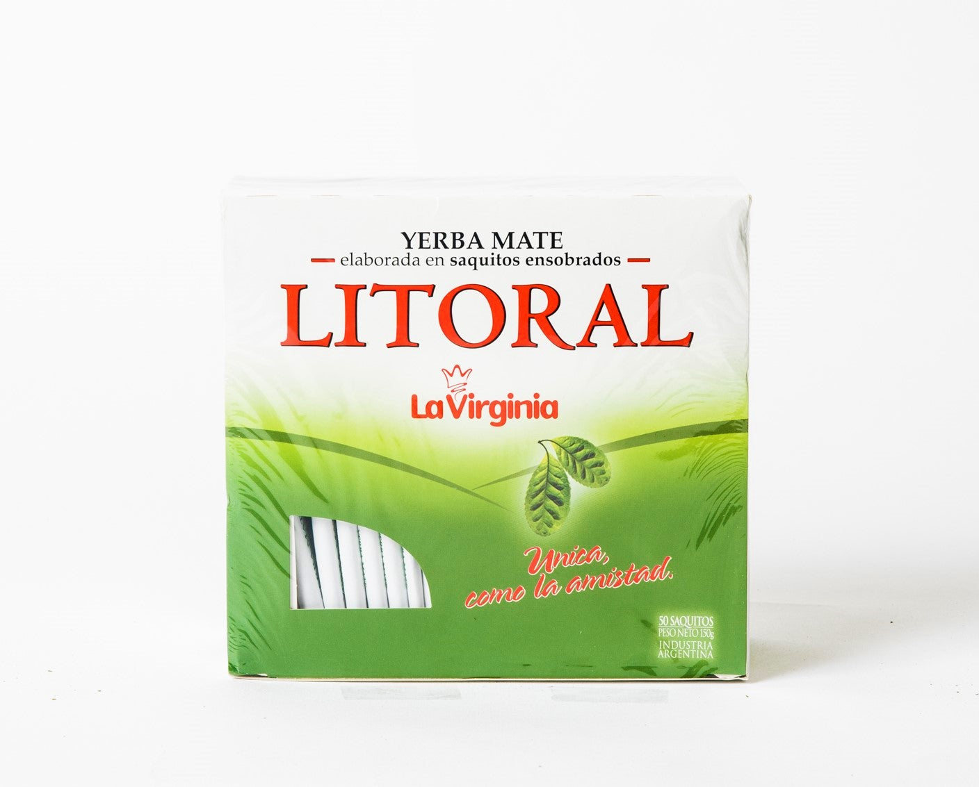 La Virginia Litoral Yerba Mate 50ct