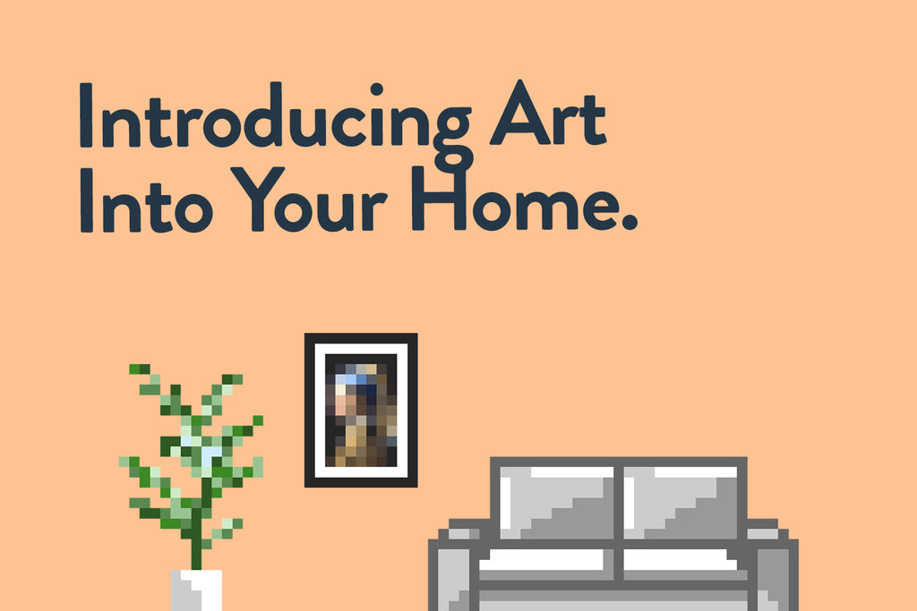 Introducing Art Into Your Home: Meural Canvas