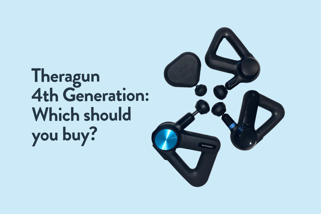 Theragun Singapore 4th Generation: Which should you buy?