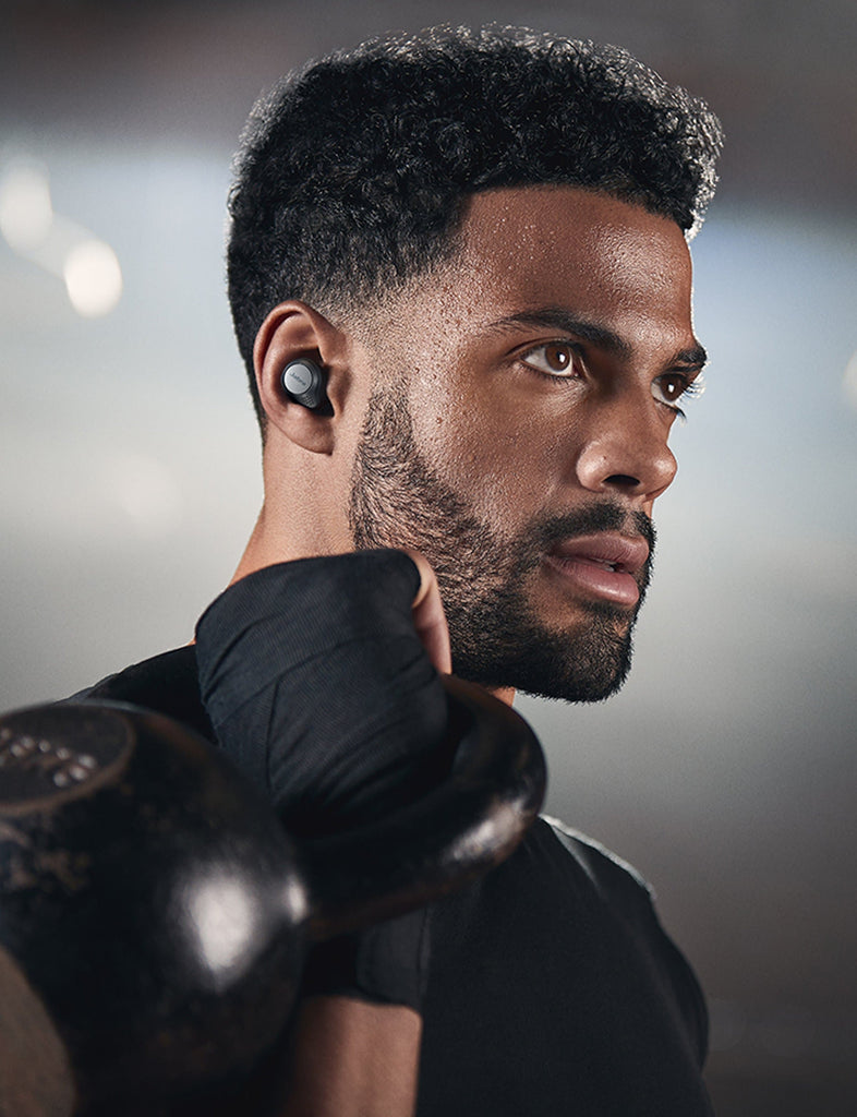 Jabra Elite Active 75t Synced By District