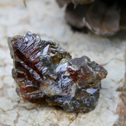 Sphalerite Rough, 20.7 grams