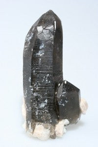 "Smoky Quartz Crystal 2.50"" x 1.25"" x 0.75"""