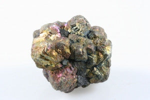 "Iridescent Pyrite Ball 1.75"" x 1.50"" x 1.50"""