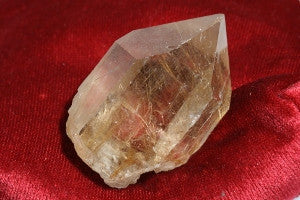"Quartz with Rutile Crystal 2.12"" x 1.37"" x 1.25"""