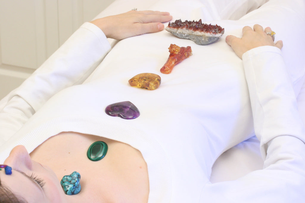 Melody's Crystal Healing Workshop (May 2018)