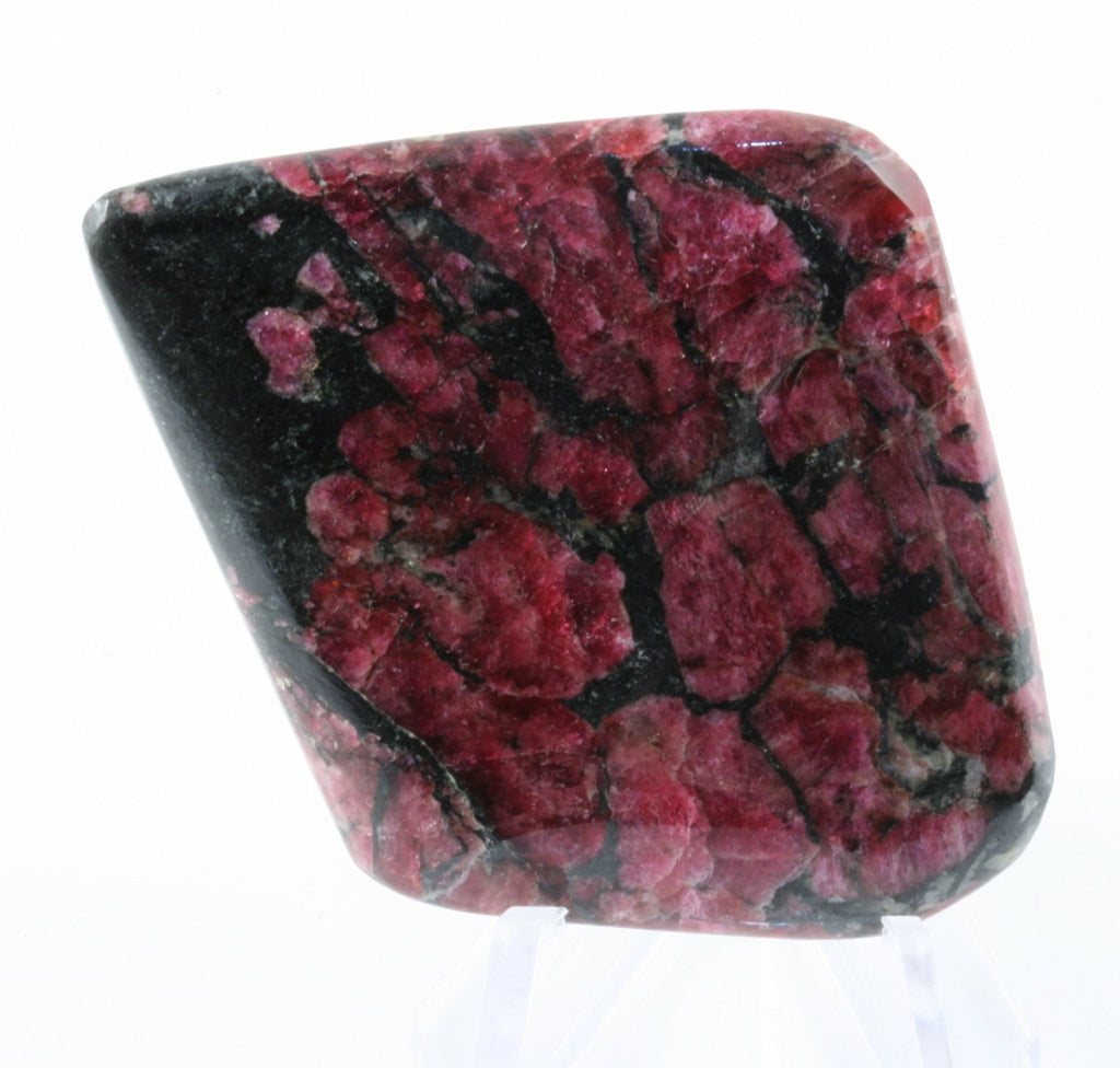Eudialyte Polished Cabochon, 24.8 grams
