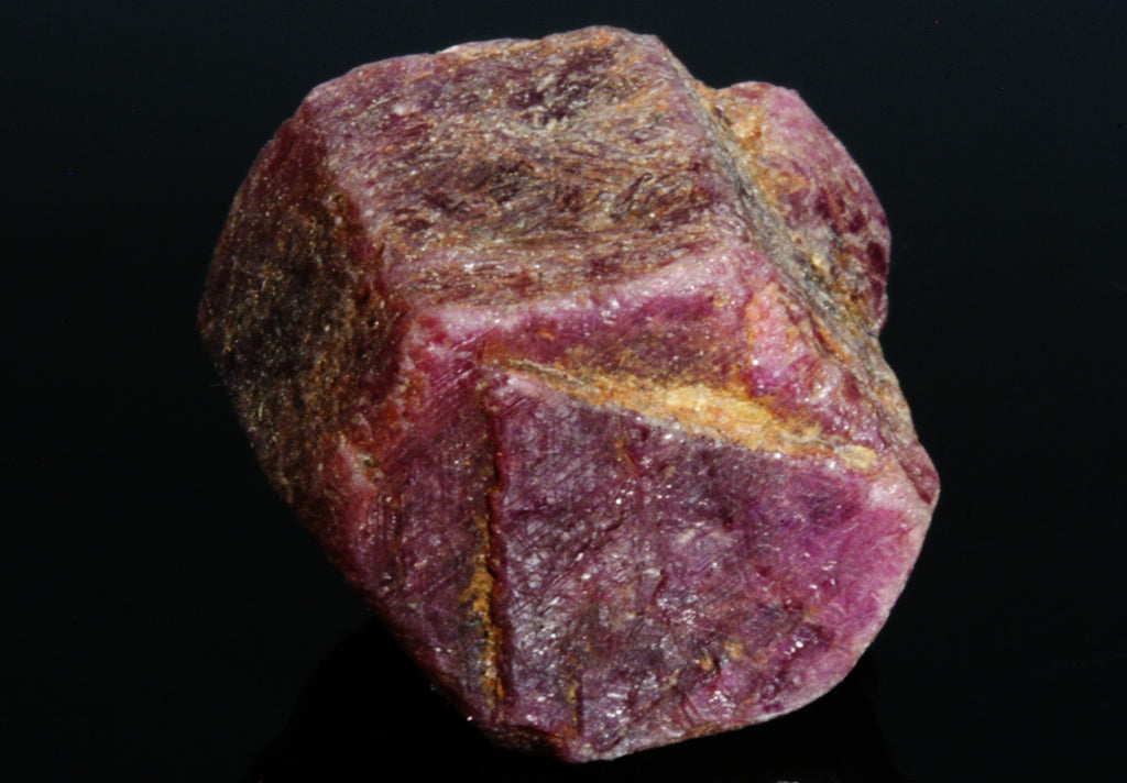 "Ruby Crystal 0.75"" x 0.69"" x 0.50"""