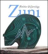 Zuni Fetishes & Carvings Book