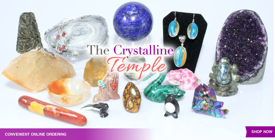 Hands of Spirit - Crystal Healing - Hands of Spirit - A