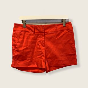 Primary Photo - BRAND: NEW YORK AND CO STYLE: SHORTS COLOR: ORANGE SIZE: 8 SKU: 210-210106-25919