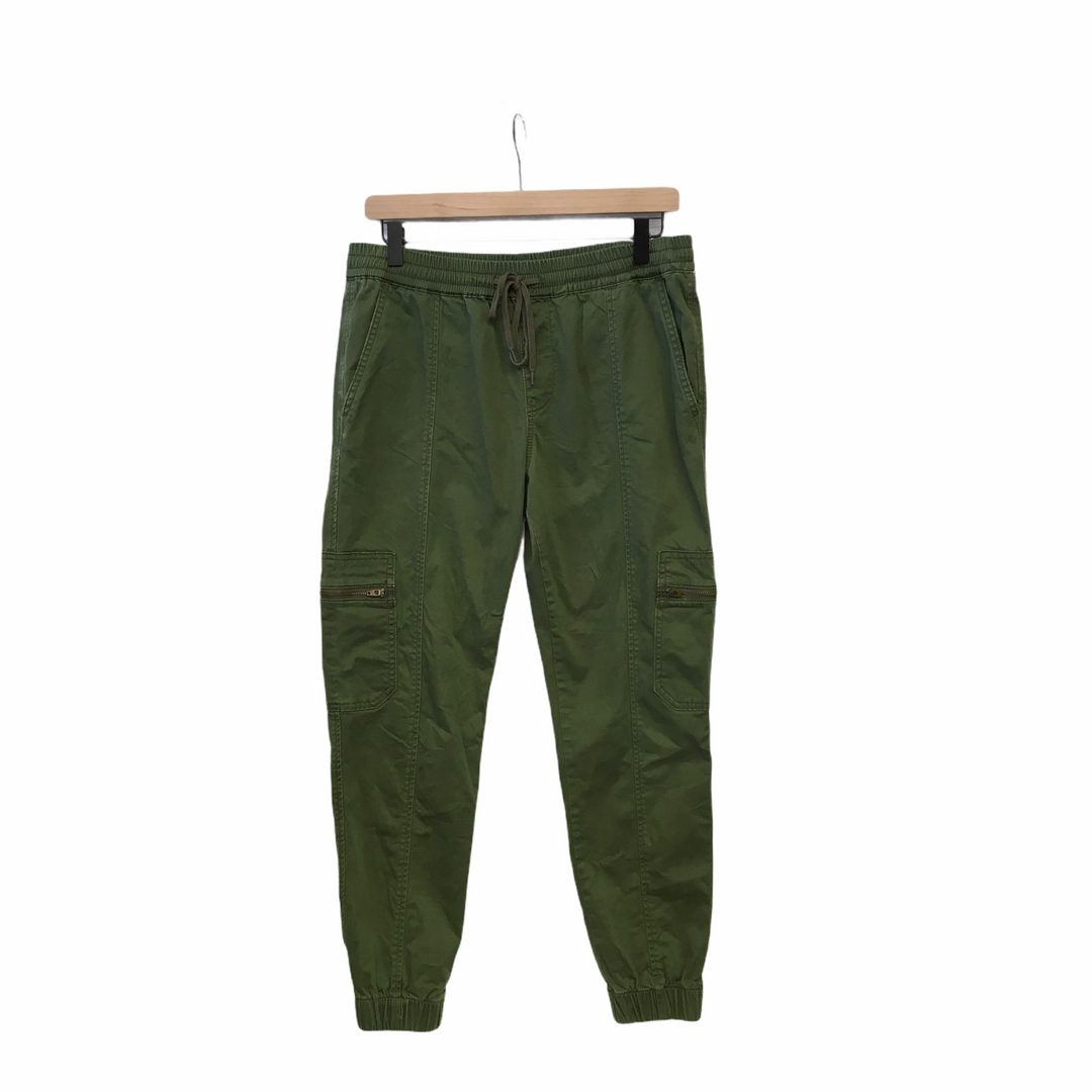 Primary Photo - BRAND: BULLHEAD <BR>STYLE: PANTS <BR>COLOR: GREEN <BR>SIZE: S <BR>SKU: 210-21099-15398