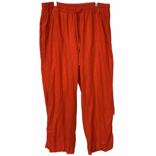 Primary Photo - BRAND: CATO STYLE: PANTS COLOR: ORANGE SIZE: 20 SKU: 210-210135-4748