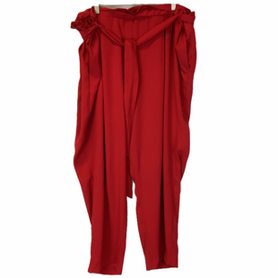 Primary Photo - BRAND: LANE BRYANT STYLE: PANTS COLOR: RED SIZE: 28 SKU: 210-21099-15749