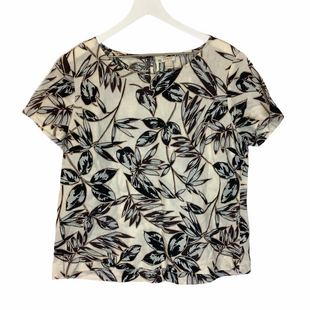 Primary Photo - BRAND: J CREW O STYLE: TOP SHORT SLEEVE COLOR: BEIGE SIZE: L SKU: 210-21099-13077