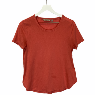 Primary Photo - BRAND: ATHLETA STYLE: TOP SHORT SLEEVE COLOR: PEACH SIZE: S SKU: 210-21099-15378