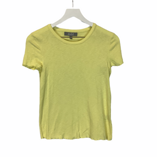 Primary Photo - BRAND: MARLED STYLE: TOP SHORT SLEEVE COLOR: YELLOW SIZE: XS SKU: 210-210106-23945