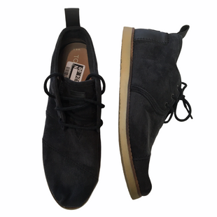 Primary Photo - BRAND: TOMS STYLE: SHOES ATHLETIC COLOR: BLACK SIZE: 8.5 SKU: 210-210142-2317
