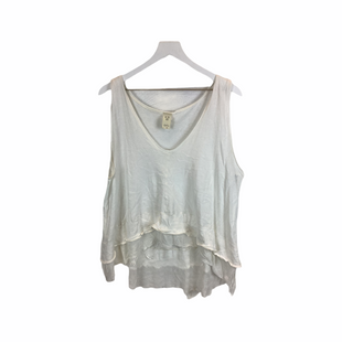 Primary Photo - BRAND: WE THE FREE STYLE: TOP SLEEVELESS COLOR: WHITE SIZE: M SKU: 210-210142-2451