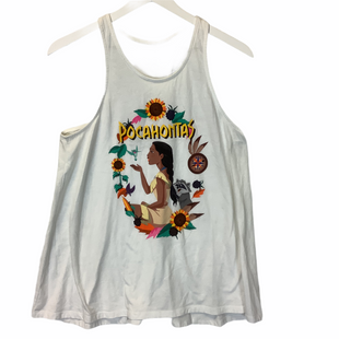 Primary Photo - BRAND: DISNEY STORE STYLE: TOP SLEEVELESS COLOR: WHITE SIZE: XL SKU: 210-210135-3587