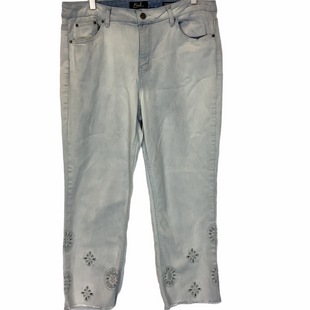Primary Photo - BRAND: EARL JEAN STYLE: JEANS COLOR: DENIM SIZE: 16 SKU: 210-210163-122