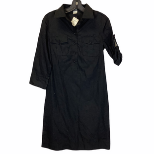 Primary Photo - BRAND: J CREW STYLE: DRESS SHORT LONG SLEEVE COLOR: BLACK SIZE: 2 SKU: 210-210145-986