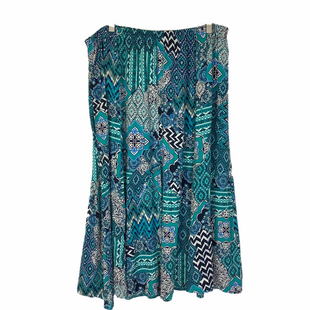 Primary Photo - BRAND:    CLOTHES MENTOR STYLE: SKIRT COLOR: TEAL SIZE: 1X OTHER INFO: SOUTHERN LADY  - SKU: 210-210106-26520