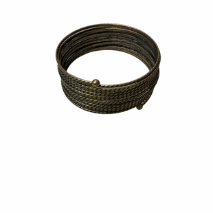 Primary Photo - BRAND:    CLOTHES MENTOR STYLE: BRACELET COLOR: BRONZE OTHER INFO: FAITH  - SKU: 210-210130-6197R