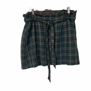 Primary Photo - BRAND: AMERICAN EAGLE STYLE: SKIRT COLOR: PLAID SIZE: L SKU: 210-210145-3699