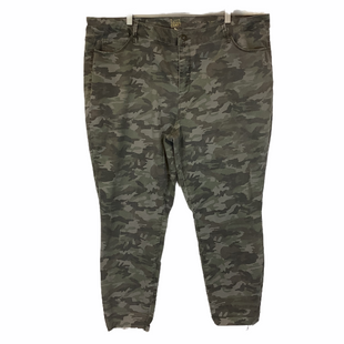 Primary Photo - BRAND: TRUE CRAFT STYLE: PANTS COLOR: CAMOFLAUGE SIZE: 24 SKU: 210-210106-29594