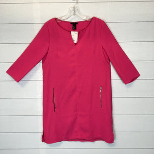 Primary Photo - BRAND: H&M STYLE: DRESS SHORT LONG SLEEVE COLOR: PINK SIZE: 10 SKU: 210-21099-6767