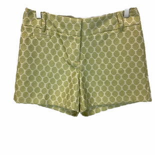 Primary Photo - BRAND: LOFT STYLE: SHORTS COLOR: GREEN SIZE: 2 SKU: 210-210130-3218