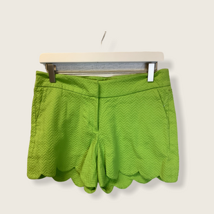 Primary Photo - BRAND: CROWN AND IVY STYLE: SHORTS COLOR: GREEN SIZE: 4 SKU: 210-210117-7252