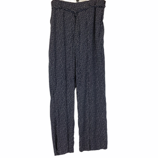 Primary Photo - BRAND: BANANA REPUBLIC STYLE: PANTS COLOR: NAVY SIZE: 14 SKU: 210-210145-1723