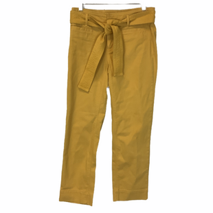 Primary Photo - BRAND: LOGG STYLE: PANTS COLOR: YELLOW SIZE: 0 SKU: 210-210135-4597