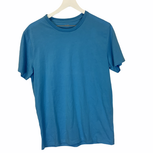 Primary Photo - BRAND: OLD NAVY STYLE: TOP SHORT SLEEVE COLOR: BLUE SIZE: M SKU: 210-210130-2727